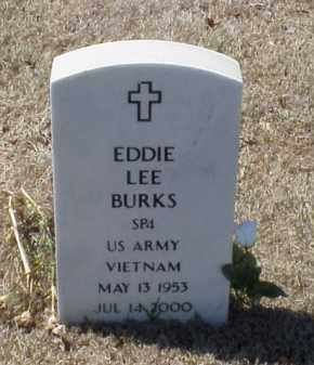 BURKS (VETERAN VIET), EDDIE LEE - Pulaski County, Arkansas | EDDIE LEE BURKS (VETERAN VIET) - Arkansas Gravestone Photos