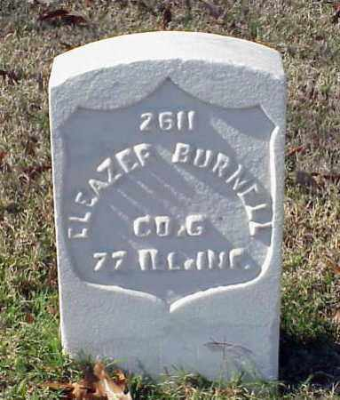 BURNELL (VETERAN UNION), ELEAZER - Pulaski County, Arkansas | ELEAZER BURNELL (VETERAN UNION) - Arkansas Gravestone Photos