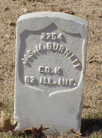 BURNETT (VETERAN UNION), JAMES M - Pulaski County, Arkansas | JAMES M BURNETT (VETERAN UNION) - Arkansas Gravestone Photos