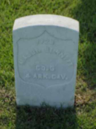 BURNETT (VETERAN UNION), MASON - Pulaski County, Arkansas | MASON BURNETT (VETERAN UNION) - Arkansas Gravestone Photos