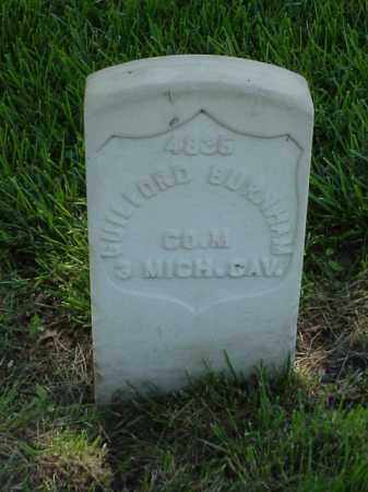 BURNHAM (VETERAN UNION), GUILFORD - Pulaski County, Arkansas | GUILFORD BURNHAM (VETERAN UNION) - Arkansas Gravestone Photos