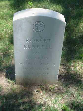 BURRELL (VETERAN WWII), ROBERT - Pulaski County, Arkansas | ROBERT BURRELL (VETERAN WWII) - Arkansas Gravestone Photos