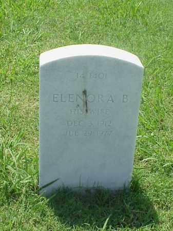BURT, ELENORA B - Pulaski County, Arkansas | ELENORA B BURT - Arkansas Gravestone Photos