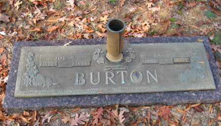 BURTON, FANNY - Pulaski County, Arkansas | FANNY BURTON - Arkansas Gravestone Photos