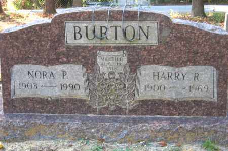 BURTON, HARRY R - Pulaski County, Arkansas | HARRY R BURTON - Arkansas Gravestone Photos