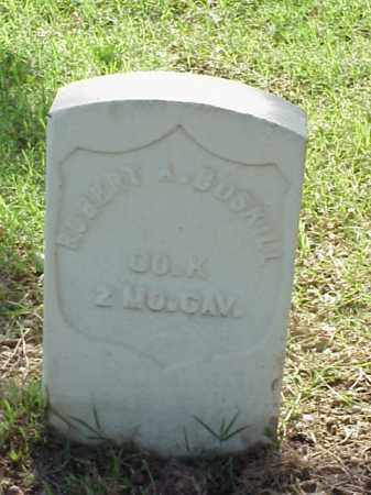 BUSKILL (VETERAN UNION), ROBERT A - Pulaski County, Arkansas | ROBERT A BUSKILL (VETERAN UNION) - Arkansas Gravestone Photos