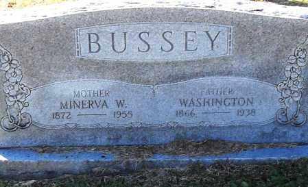 BUSSEY, WASHINGTON - Pulaski County, Arkansas | WASHINGTON BUSSEY - Arkansas Gravestone Photos