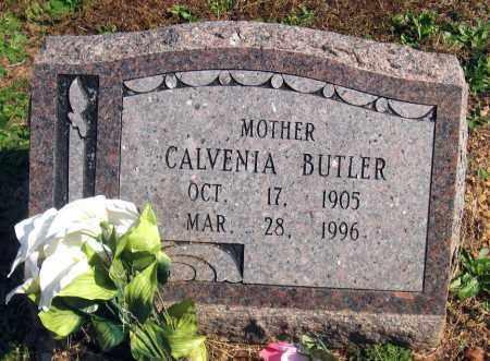 BUTLER, CALVENIA - Pulaski County, Arkansas | CALVENIA BUTLER - Arkansas Gravestone Photos