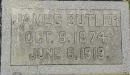 BUTLER, JAMES - Pulaski County, Arkansas | JAMES BUTLER - Arkansas Gravestone Photos