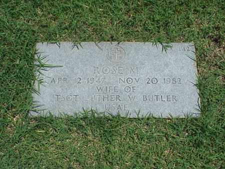 BUTLER, ROSE M - Pulaski County, Arkansas | ROSE M BUTLER - Arkansas Gravestone Photos