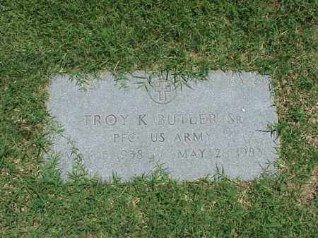 BUTLER, SR (VETERAN ), TROY K - Pulaski County, Arkansas | TROY K BUTLER, SR (VETERAN ) - Arkansas Gravestone Photos