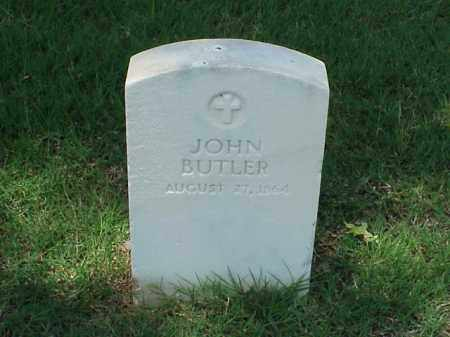 BUTLER (VETERAN UNION), JOHN - Pulaski County, Arkansas | JOHN BUTLER (VETERAN UNION) - Arkansas Gravestone Photos