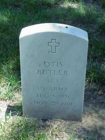 BUTLER (VETERAN KOR), OTIS - Pulaski County, Arkansas | OTIS BUTLER (VETERAN KOR) - Arkansas Gravestone Photos
