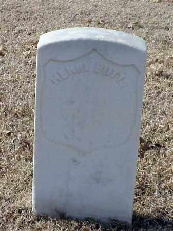 BUTTS (VETERAN UNION), HENRY - Pulaski County, Arkansas | HENRY BUTTS (VETERAN UNION) - Arkansas Gravestone Photos