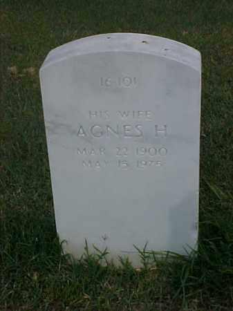 BYARS, AGNES H - Pulaski County, Arkansas | AGNES H BYARS - Arkansas Gravestone Photos