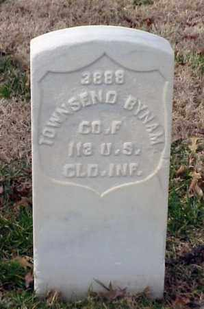 BYNAM (VETERAN UNION), TOWNSEND - Pulaski County, Arkansas | TOWNSEND BYNAM (VETERAN UNION) - Arkansas Gravestone Photos