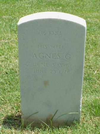 BYRD, AGNES G - Pulaski County, Arkansas | AGNES G BYRD - Arkansas Gravestone Photos