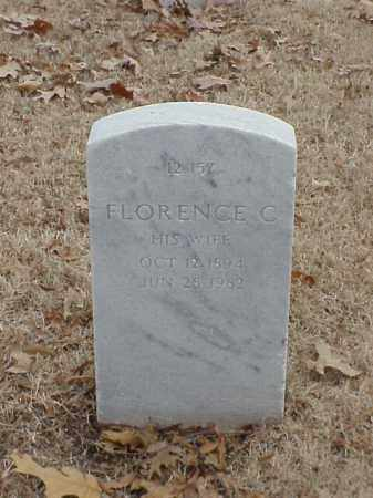BYRD, FLORENCE C - Pulaski County, Arkansas | FLORENCE C BYRD - Arkansas Gravestone Photos