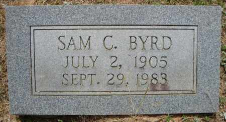 BYRD, SAM C. - Pulaski County, Arkansas | SAM C. BYRD - Arkansas Gravestone Photos