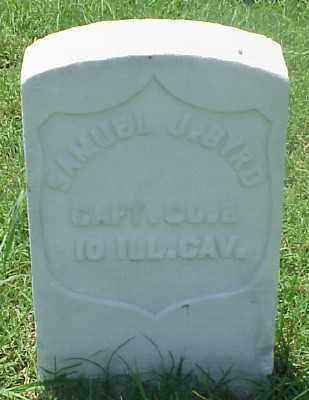 BYRD (VETERAN UNION), SAMUEL J - Pulaski County, Arkansas | SAMUEL J BYRD (VETERAN UNION) - Arkansas Gravestone Photos