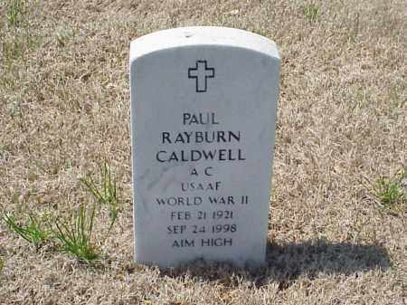 CALDWELL (VETERAN WWII), PAUL STEPHEN - Pulaski County, Arkansas | PAUL STEPHEN CALDWELL (VETERAN WWII) - Arkansas Gravestone Photos