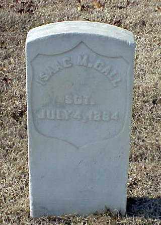 CALL (VETERAN UNION), ISAAC M - Pulaski County, Arkansas | ISAAC M CALL (VETERAN UNION) - Arkansas Gravestone Photos