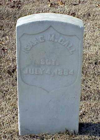 CALL (VETERAN UNION), ISAAC M - Pulaski County, Arkansas   ISAAC M CALL (VETERAN UNION) - Arkansas Gravestone Photos