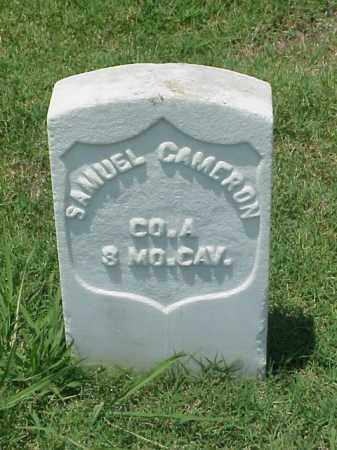 CAMERON (VETERAN UNION), SAMUEL - Pulaski County, Arkansas | SAMUEL CAMERON (VETERAN UNION) - Arkansas Gravestone Photos