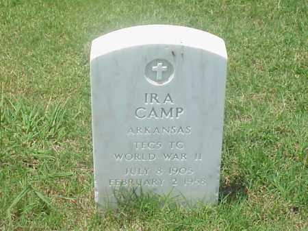 CAMP (VETERAN WWII), IRA - Pulaski County, Arkansas | IRA CAMP (VETERAN WWII) - Arkansas Gravestone Photos