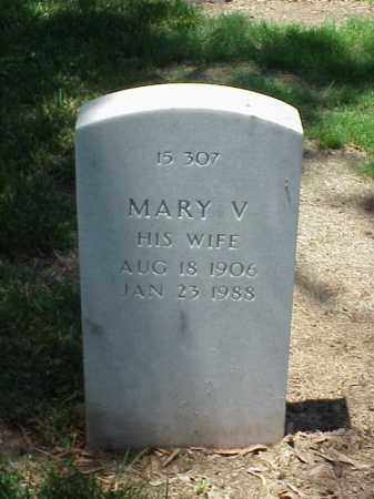 CAMPBELL, MARY V - Pulaski County, Arkansas | MARY V CAMPBELL - Arkansas Gravestone Photos