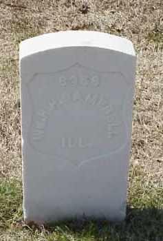CAMPBELL (VETERAN  UNION), WM H H - Pulaski County, Arkansas | WM H H CAMPBELL (VETERAN  UNION) - Arkansas Gravestone Photos