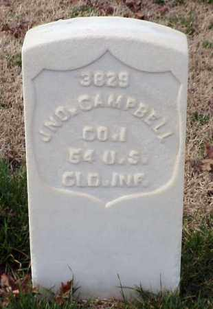 CAMPBELL (VETERAN UNION), JOHN - Pulaski County, Arkansas | JOHN CAMPBELL (VETERAN UNION) - Arkansas Gravestone Photos