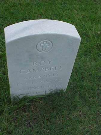 CAMPBELL (VETERAN WWI), ROY - Pulaski County, Arkansas | ROY CAMPBELL (VETERAN WWI) - Arkansas Gravestone Photos
