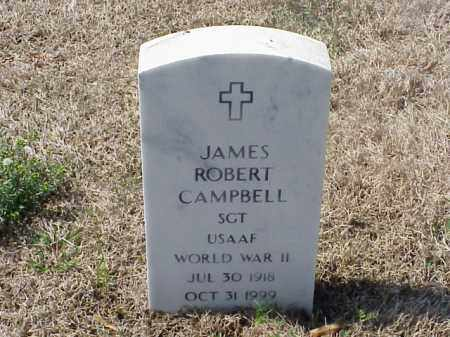 CAMPBELL (VETERAN WWII), JAMES ROBERT - Pulaski County, Arkansas | JAMES ROBERT CAMPBELL (VETERAN WWII) - Arkansas Gravestone Photos