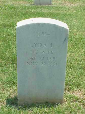 CANNON, LYDA L - Pulaski County, Arkansas | LYDA L CANNON - Arkansas Gravestone Photos