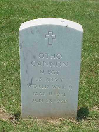 CANNON (VETERAN WWII), OTHO - Pulaski County, Arkansas | OTHO CANNON (VETERAN WWII) - Arkansas Gravestone Photos
