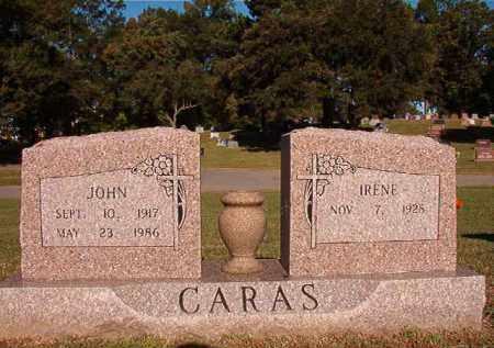CARAS, JOHN - Pulaski County, Arkansas | JOHN CARAS - Arkansas Gravestone Photos