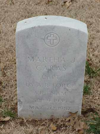 CARAS (VETERAN VIET), MARTHA J - Pulaski County, Arkansas | MARTHA J CARAS (VETERAN VIET) - Arkansas Gravestone Photos
