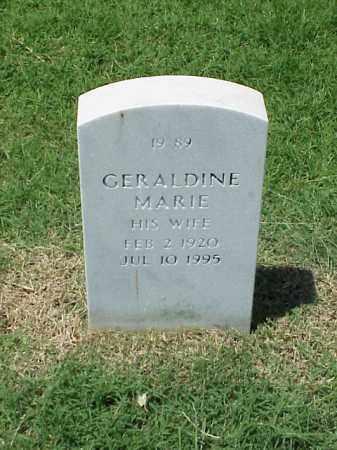 CARBONARO, GERALDINE MARIE - Pulaski County, Arkansas | GERALDINE MARIE CARBONARO - Arkansas Gravestone Photos