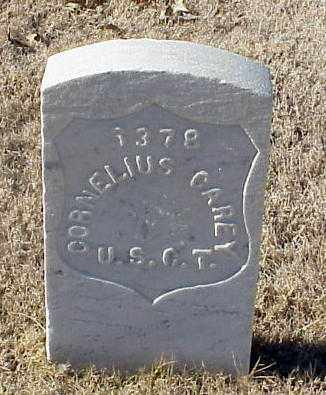 CAREY (VETERAN UNION), CORNELIUS - Pulaski County, Arkansas | CORNELIUS CAREY (VETERAN UNION) - Arkansas Gravestone Photos