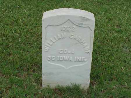 CARHART (VETERAN UNION), WILLIAM - Pulaski County, Arkansas | WILLIAM CARHART (VETERAN UNION) - Arkansas Gravestone Photos