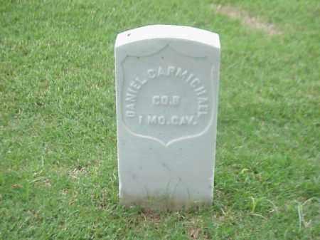 CARMICHAEL (VETERAN UNION), DANIEL - Pulaski County, Arkansas | DANIEL CARMICHAEL (VETERAN UNION) - Arkansas Gravestone Photos