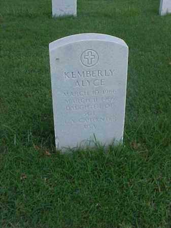 CARPENTER, KEMBERLY ALYCE - Pulaski County, Arkansas | KEMBERLY ALYCE CARPENTER - Arkansas Gravestone Photos