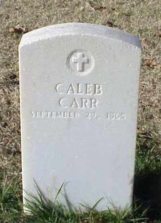 CARR, CALEB - Pulaski County, Arkansas | CALEB CARR - Arkansas Gravestone Photos