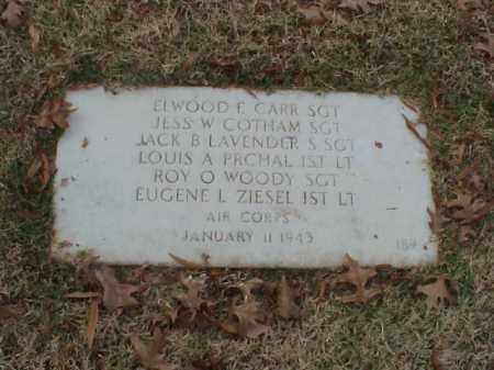 WOODY (VETERAN WWII), ROY O - Pulaski County, Arkansas | ROY O WOODY (VETERAN WWII) - Arkansas Gravestone Photos