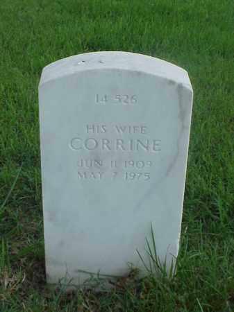 CARRINGTON, CORRINE - Pulaski County, Arkansas | CORRINE CARRINGTON - Arkansas Gravestone Photos