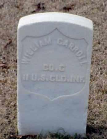 CARROLL (VETERAN UNION), WILLIAM - Pulaski County, Arkansas | WILLIAM CARROLL (VETERAN UNION) - Arkansas Gravestone Photos