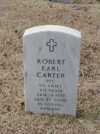 CARTER  (VETERAN VIET), ROBERT EARL - Pulaski County, Arkansas | ROBERT EARL CARTER  (VETERAN VIET) - Arkansas Gravestone Photos