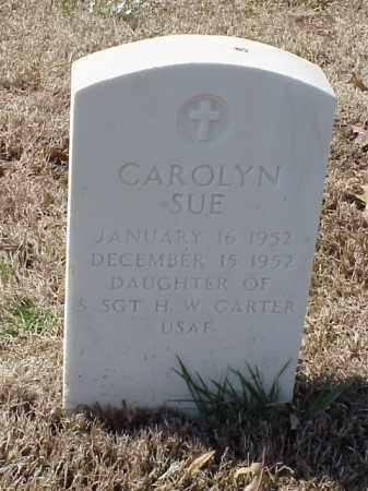 CARTER, CAROLYN SUE - Pulaski County, Arkansas | CAROLYN SUE CARTER - Arkansas Gravestone Photos