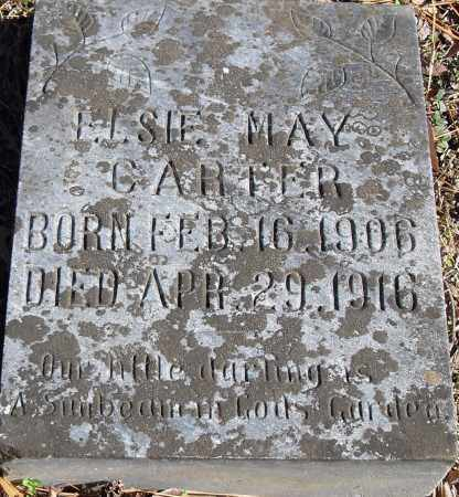 CARTER, ELSIE MAY - Pulaski County, Arkansas | ELSIE MAY CARTER - Arkansas Gravestone Photos